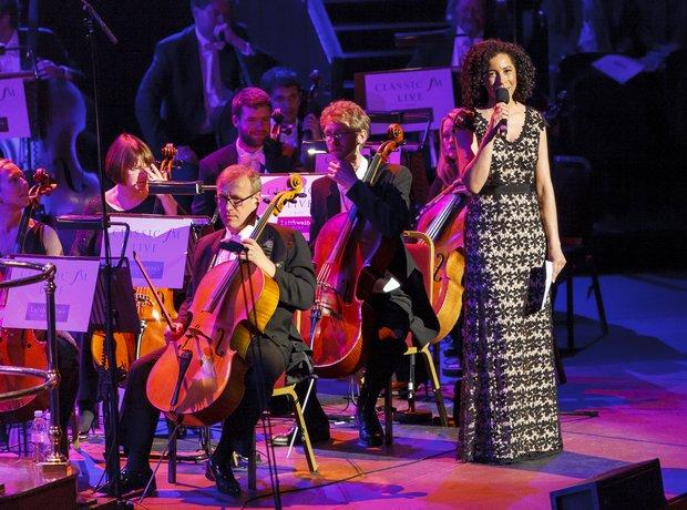 Margherita Taylor Classic FM Live 2013