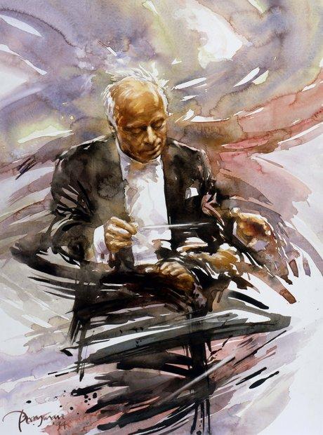 Norman Perryman paintings