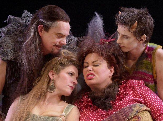 Shakespeare Midsummer Night's Dream