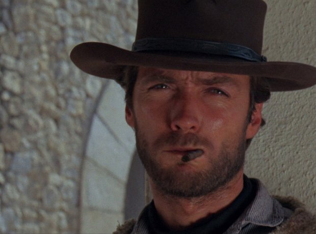 Morricone Fistful Dollars Eastwood