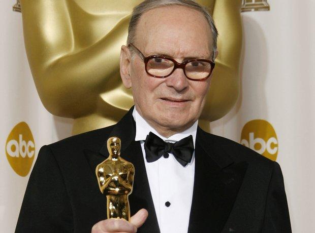 Ennio Morricone honorary Oscar 2007