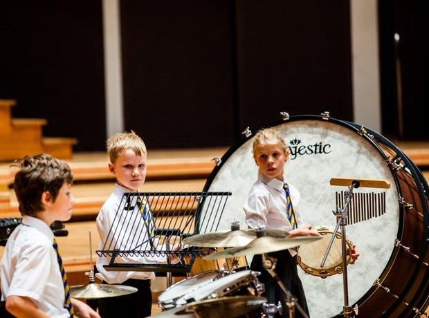 Hazlehurst Primary School Brass Band