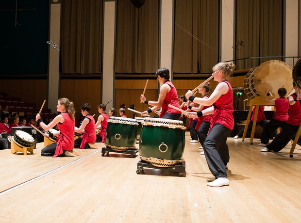 Kagemusha Junior Taiko