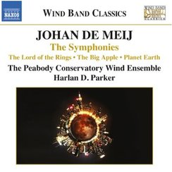 Lord of the Rings Symphony Johan De Meij