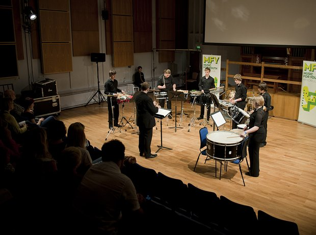 Oxford Senior Percussion Ensemble