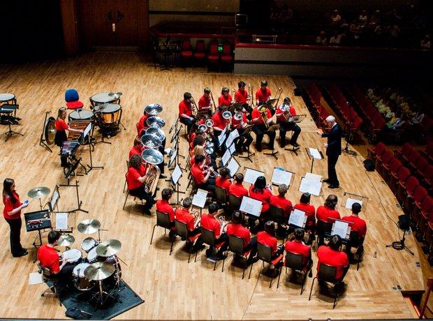 Rhondda-Cynon Taf Brass Band