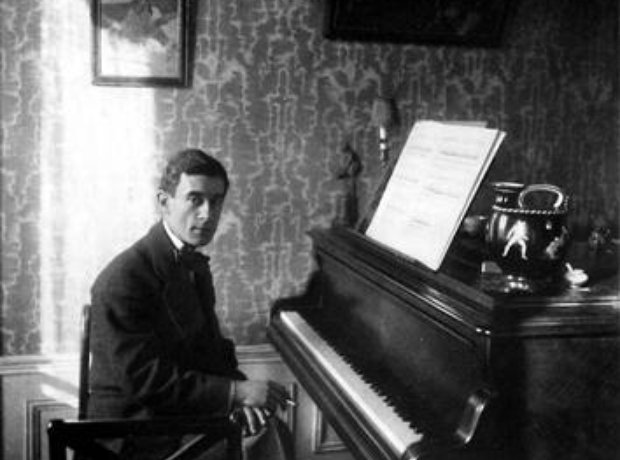 Maurice Ravel composer