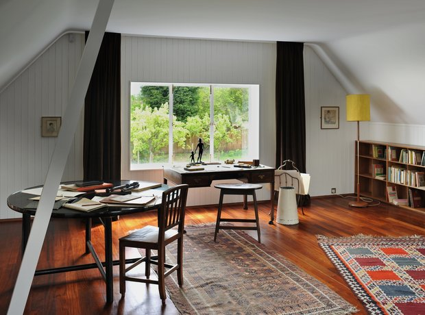 Benjamin Britten Red House Aldeburgh studio