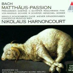 Harnoncourt St Matthew Passion