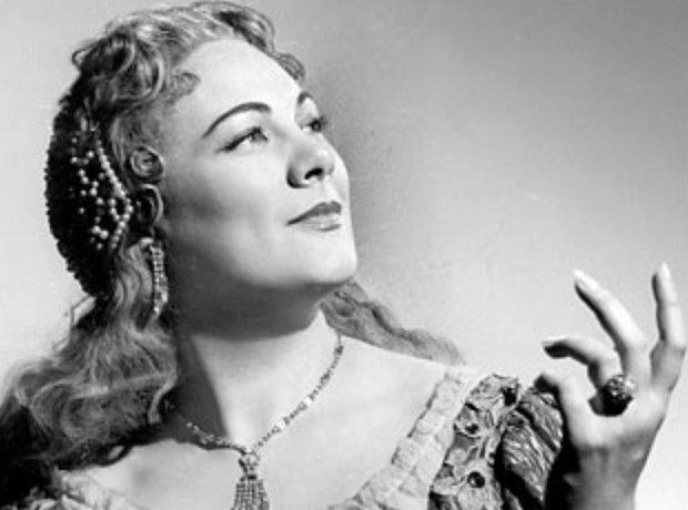 Renata Tebaldi soprano