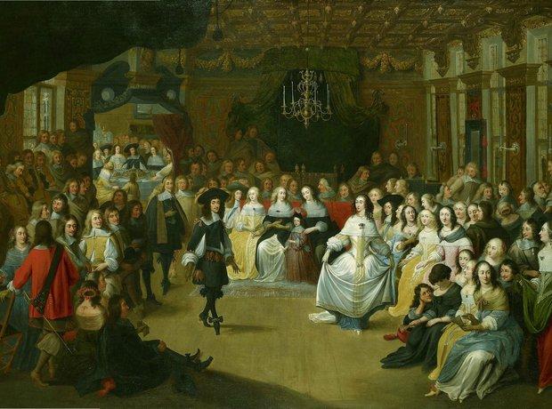 Court Charles II