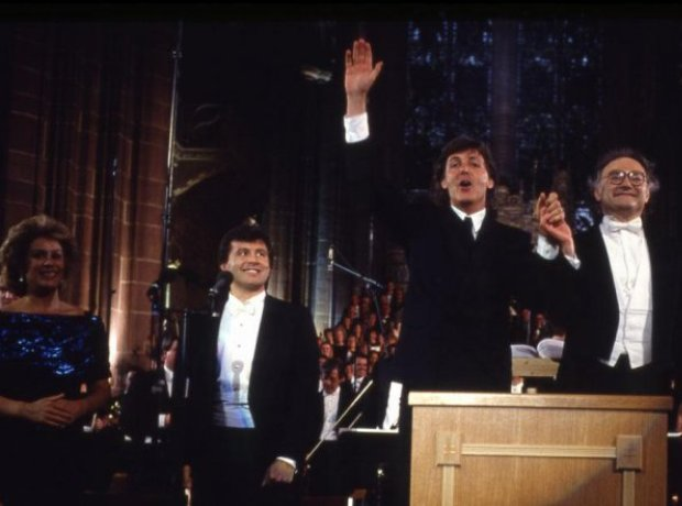 Paul McCartney RLPO Liverpool Oratorio