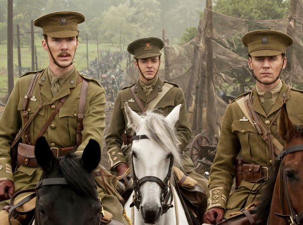 Richard Curtis War Horse Spielberg