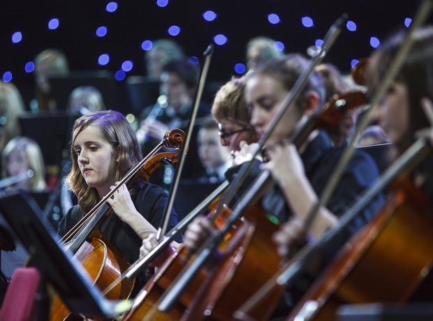 Berkshire Youth Orchestra