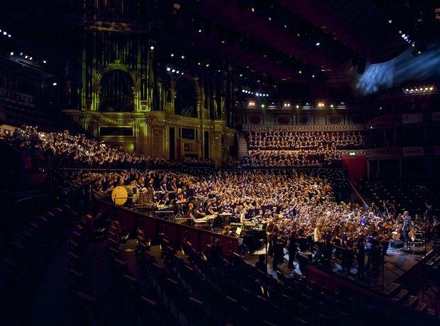 Co-Create Cornwall Massed Ensemble