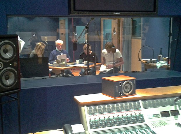 Bethlehem Tales Derek Jacobi Kris Marshall Classic FM christmas