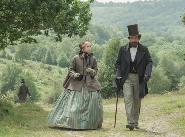 Invisible Woman Ralph Fiennes Charles Dickens