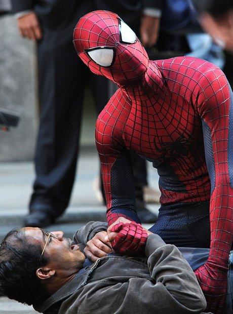 Amazing Spiderman 2 Zimmer Pharrell Williams