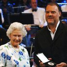 Bryn Terfel Queen Medal for Music