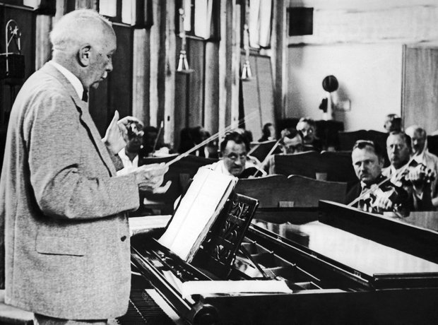 Richard Strauss horn concerto