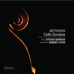 Beethoven Cello Sonatas Isserlis