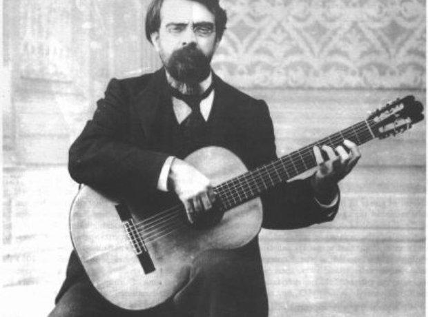Guitarist Tarrega Nokia