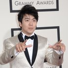 Land Lang at the Grammy Awards