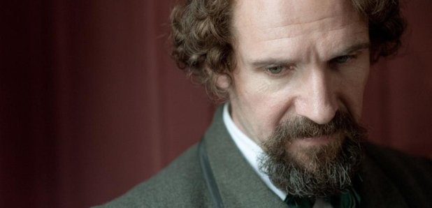 Ralph Fiennes Invisible Woman Dickens