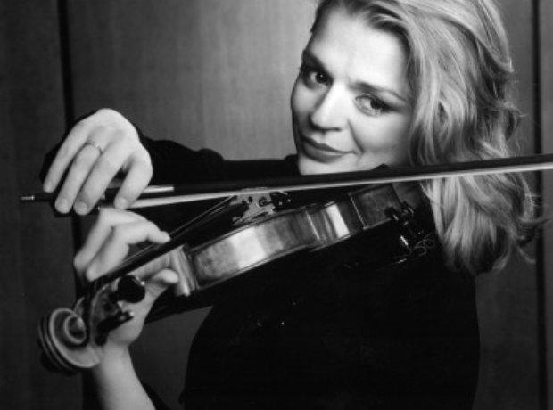Angele Dubeau violinist Los Angeles Times