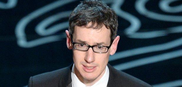 Steven Price at the Oscars 2014 winner