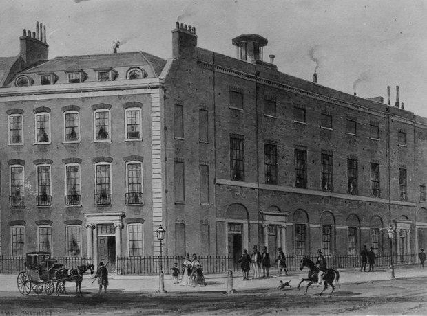 London Hanover Square Haydn