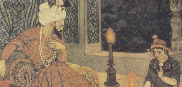 scheherazade prince shahriar rimsky-korsakov
