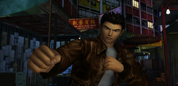 Shenmue video game
