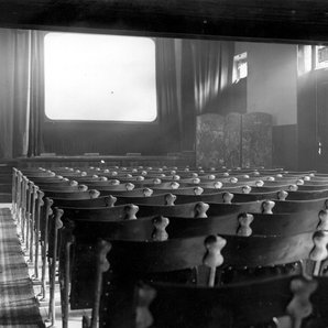 cinema interior