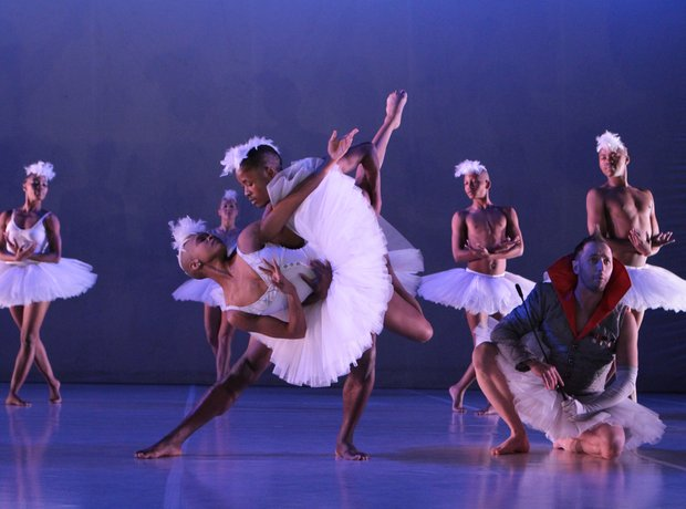Dada Masilo's Swan Lake at Sadler's Wells