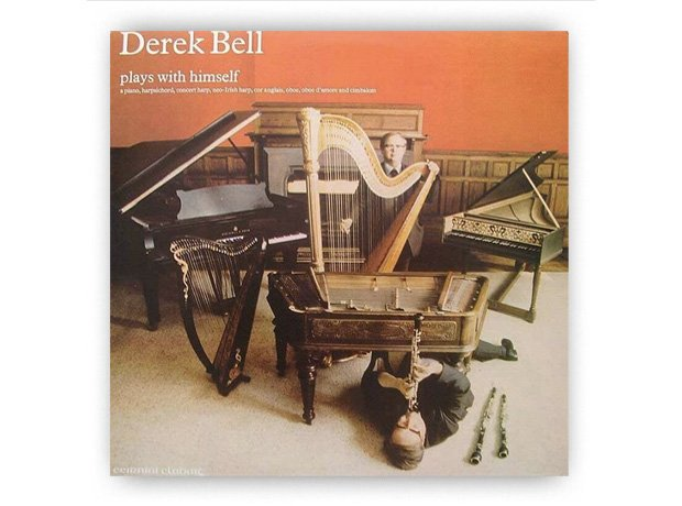 Derek Bell Plays With Himself