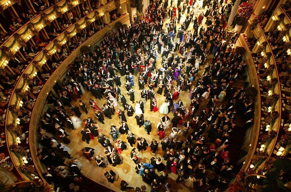 Vienna Opera Ball House