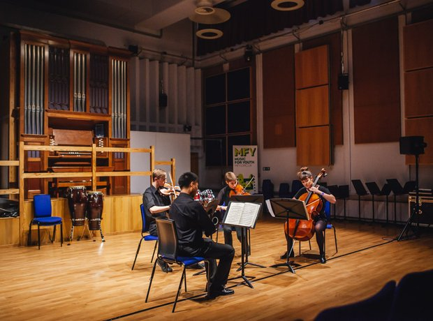 Centre for Young Musicians String Quartet B