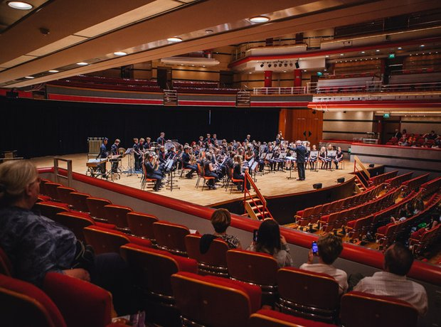 Monmouthshire Symphonic Wind Orchestra