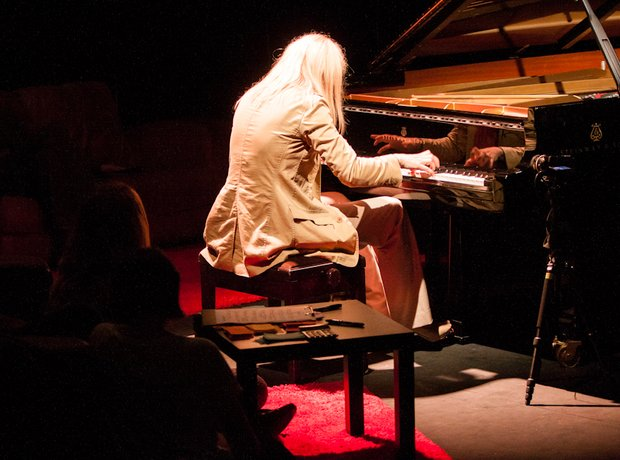 Valentina Lisitsa at the Bristol Proms