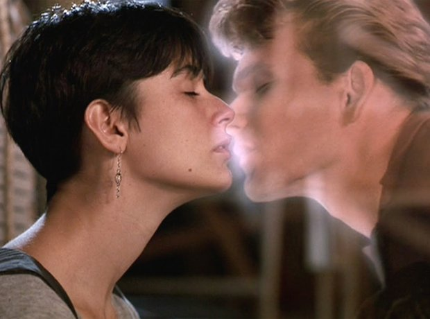 Maurice Jarre Ghost Unchained Melody Patrick Swayz