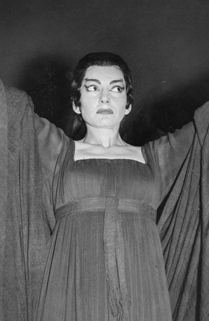 Maria Callas iconic pictures