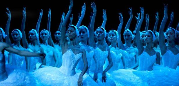 Swan Lake Tchaikovsky Bolshoi ballet