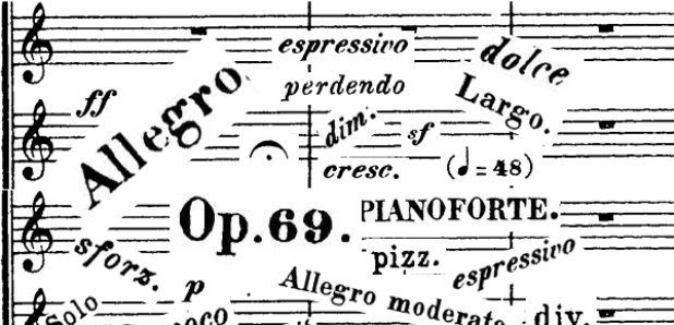 classical music term papers