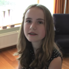 Anna van Keulen plays Downton Abbey