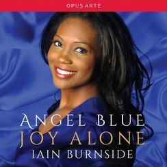 Angel Blue Joy Alone