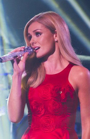 Katherine Jenkins at Global Make Some Noise Evenin