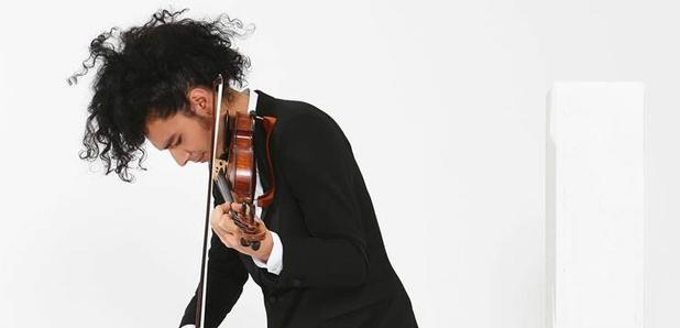 Nemanja Radulovic violinist