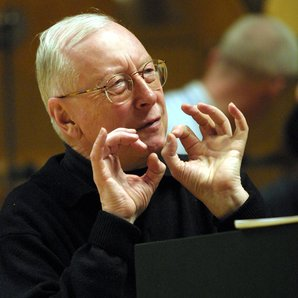 William Christie conductor