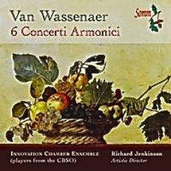 Von Wassanaer Six Concerti Armonici